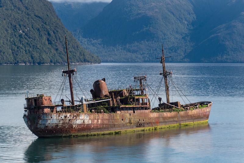 Видео: море дает — из Бермудского треугольника вернулось судно, исчезнувшее 100 лет назад