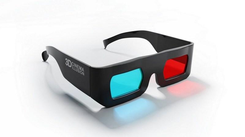 фильмы в 3d активные очки